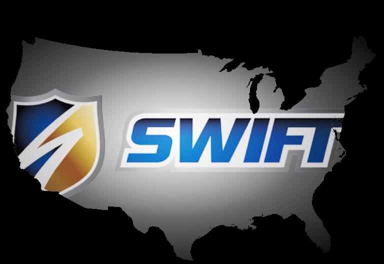 Swift Hiring Area Lower 48 US States